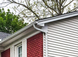 Whites Home Improvements Gutters